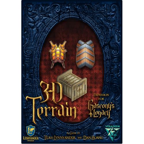 Gascony's Legacy: 3D Terrain Expansion