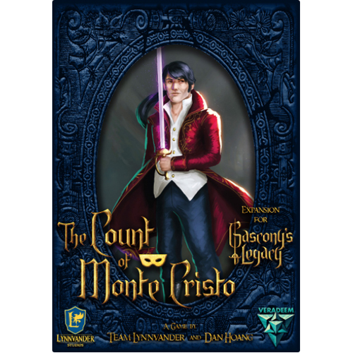 Gascony's Legacy: Count of Monte Cristo Expansion