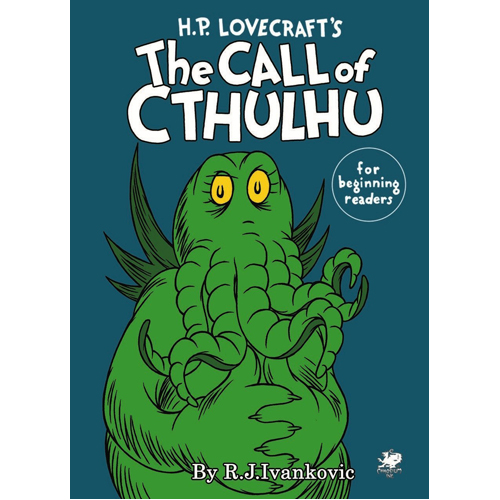 HP Lovecraft's Call of Cthulhu for Beginning Readers