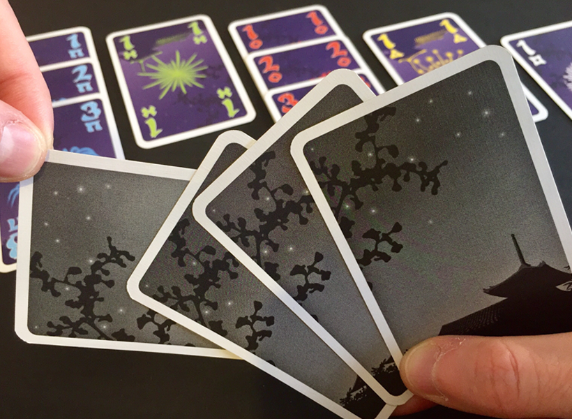 Hanabi cards
