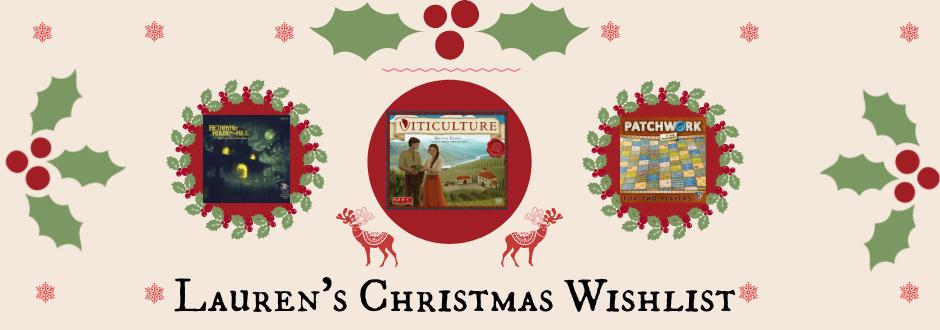 Lauren's Christmas Wishlist 2020