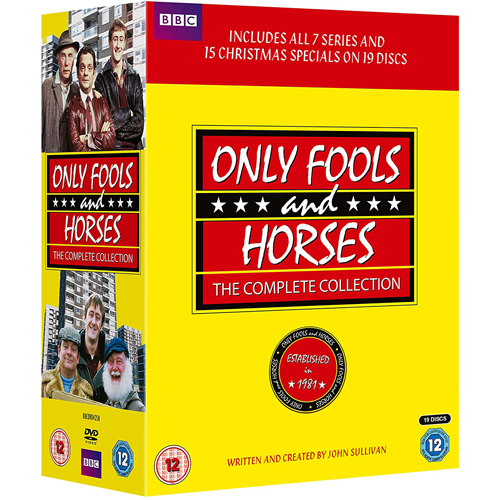 Only Fools and Horses: The Complete Collection - DVD