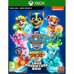 Paw Patrol: Mighty Pups Save Adventure Bay! - Xbox One