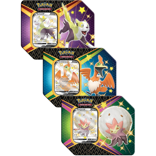 Pokemon TCG: Shining Fates Tin - 3 Set