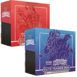 Pokemon TCG: Sword & Shield  Battle Styles Elite Trainer Box - Assorted (One Supplied)