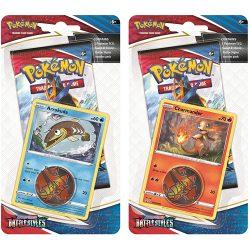 Pokemon TCG: Sword & Shield  Battle Styles Premium Checklane Blister - 2 Set