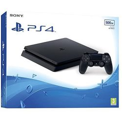 Sony PS4 - 500GB Black Console