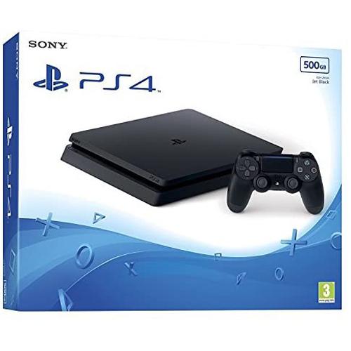 Sony PS4 - 500GB Black Console