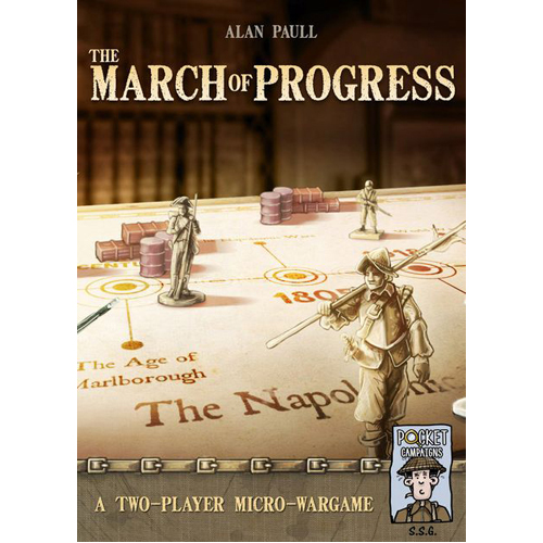 The March Of Progress Card Game