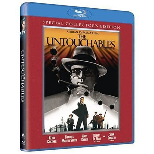 The Untouchables: Collector's Edition - Blu-ray