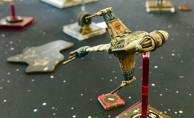 X-Wing game four