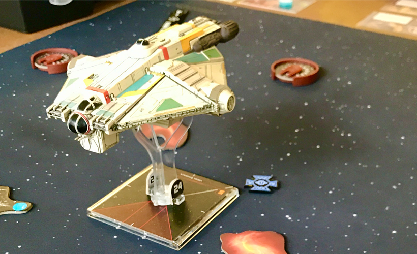 X-wing game three
