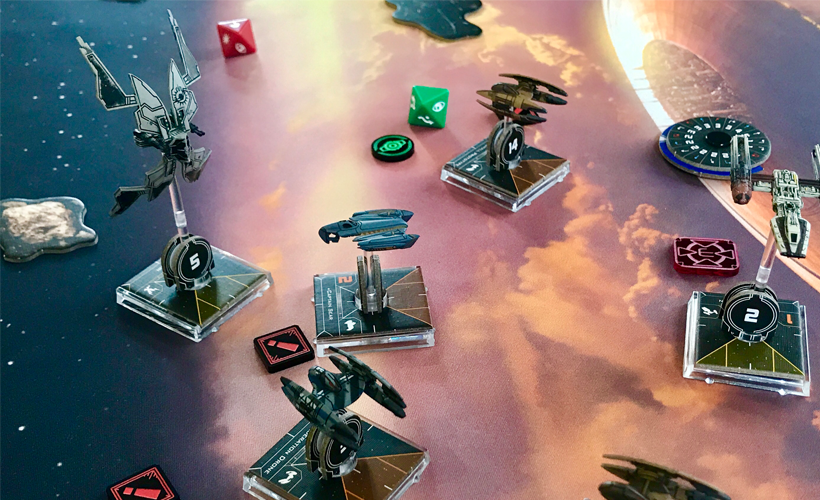 X-wing game two