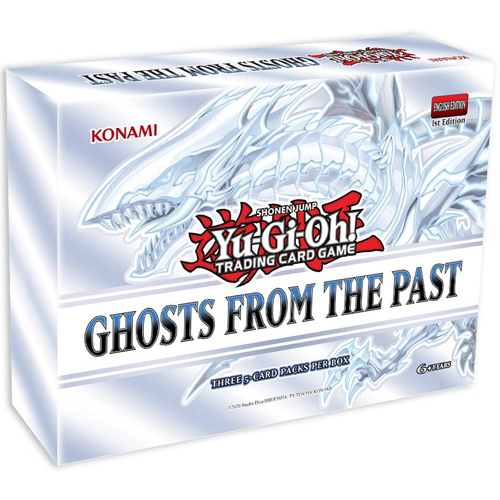 Yugioh: Ghosts From the Past