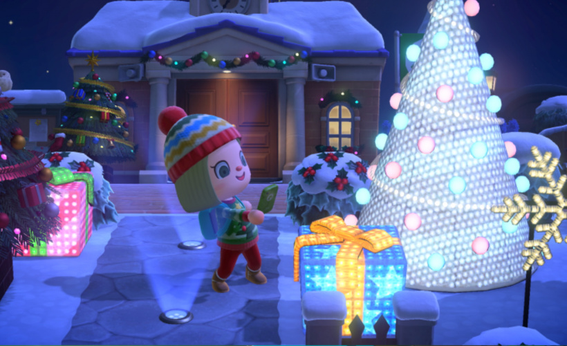 animal crossing toy day