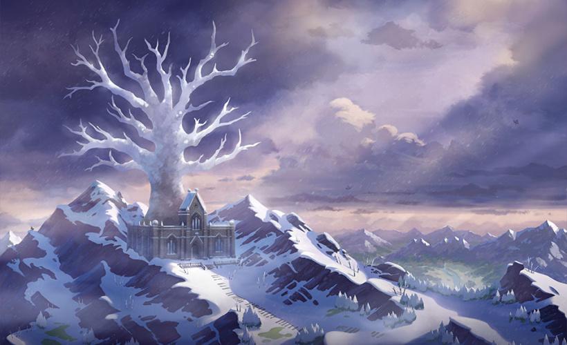 pokemon sword tundra
