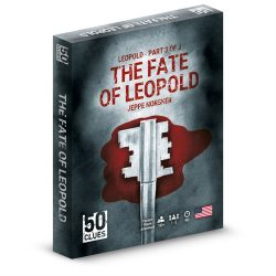 50 Clues Part 3: The Fate of Leopold