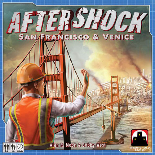 *A Grade* Aftershock: San Francisco & Venice