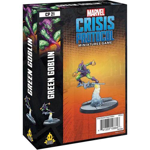 *A Grade* Marvel Crisis Protocol: Green Goblin