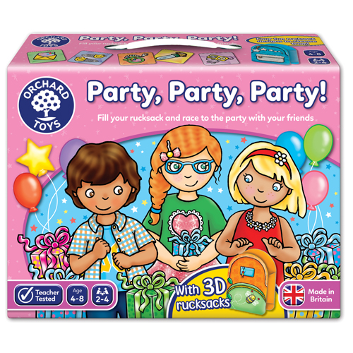*A Grade* Party, Party, Party!