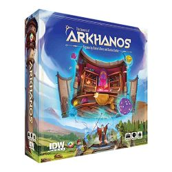 *A Grade* The Towers of Arkhanos