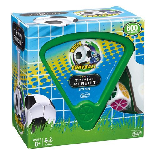 *A Grade* World Football Stars - Trivial Pursuit