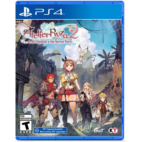 Atelier Ryza 2: Lost Legends & the Secret Fairy - PS4