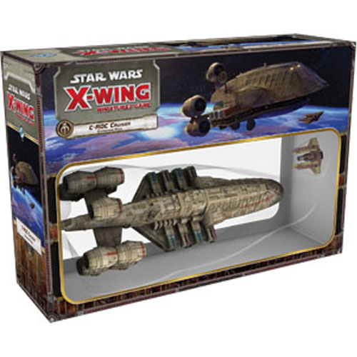 *B Grade* Star Wars X-Wing: C-ROC Expansion Pack