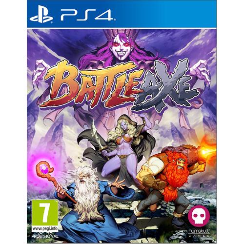 Battle Axe - PS4