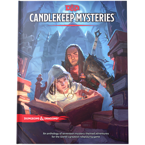 D&D: Candlekeep Mysteries
