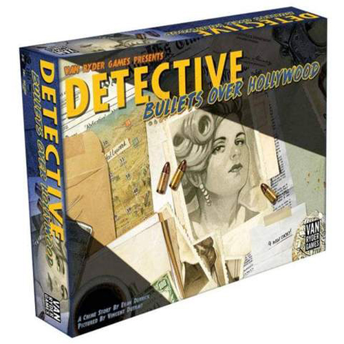 Detective: City of Angels - Bullets over Hollywood Expansion