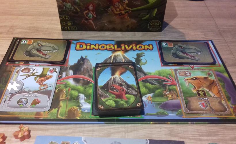 Dinoblivion cards