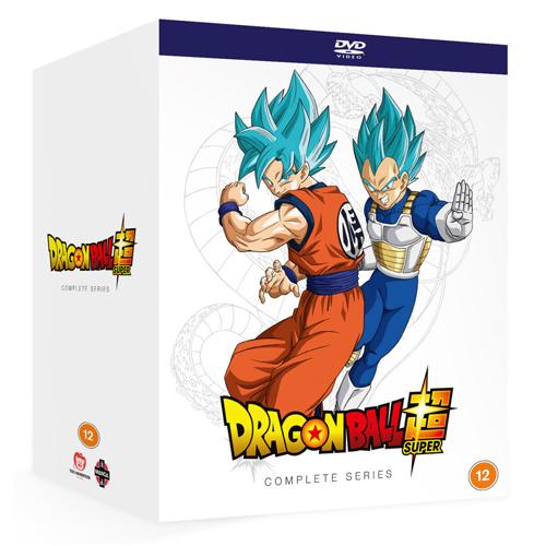 Dragon Ball Super - Complete Series - DVD