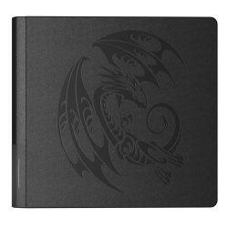Dragon Shield Card Codex 576 Portfolio - Tribal Black