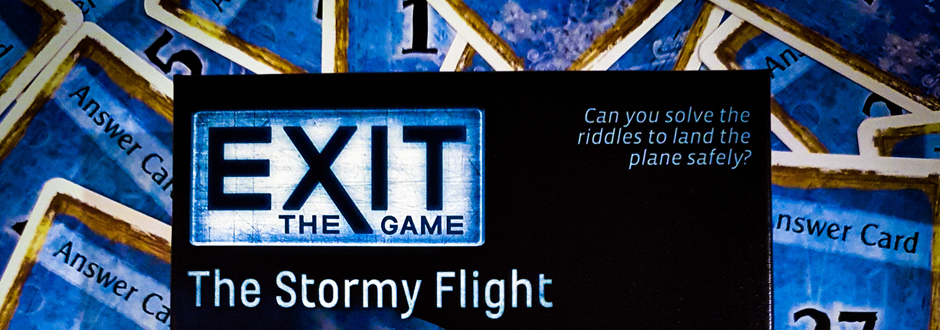 EXIT: The Stormy Flight Review