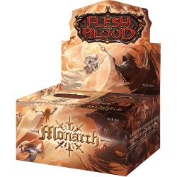 Flesh And Blood TCG: Monarch First Edition Booster Box