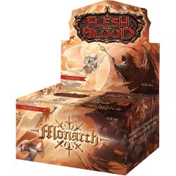 Flesh And Blood TCG: Monarch Unlimited Booster Box