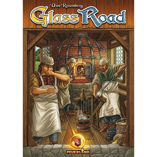 Glass Road (2021)