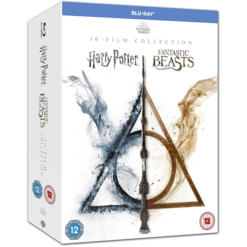 Harry Potter - Wizarding World Collection - Blu-ray
