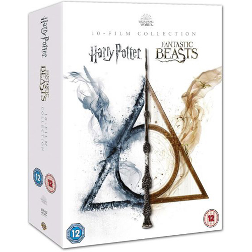 Harry Potter - Wizarding World Collection - DVD