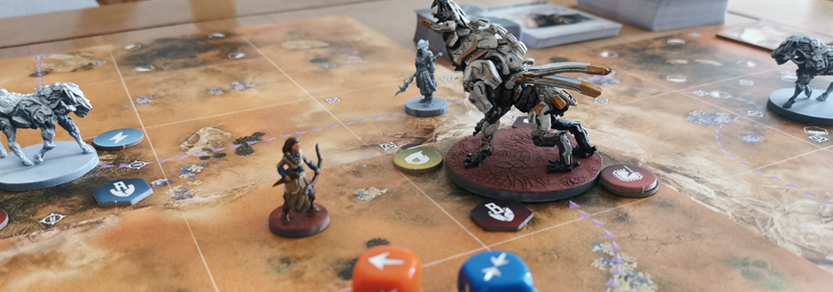 Horizon Zero Dawn: The Board Game Review