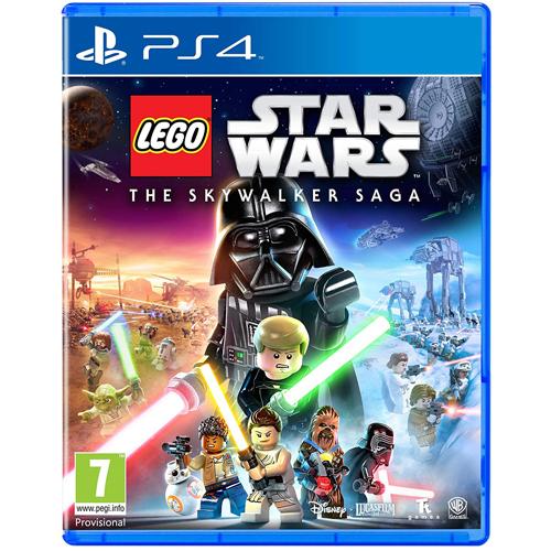 Lego Star Wars Skywalker Saga - PS4