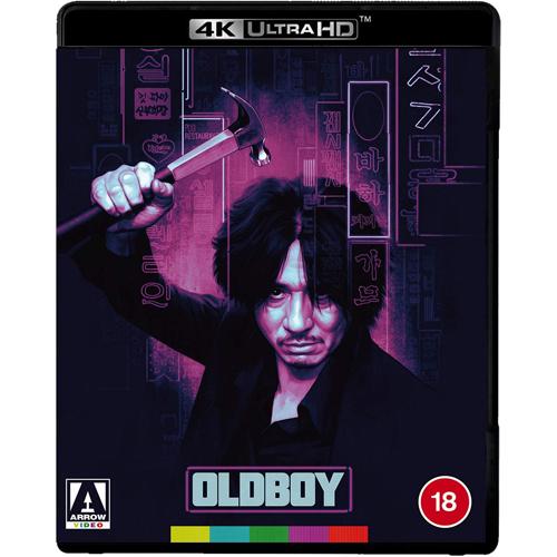 Oldboy (With Booklet) 4K Ultra HD - Blu-ray