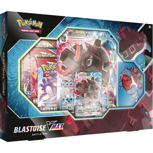Pokemon TCG: VMAX Battle Box: Blastoise