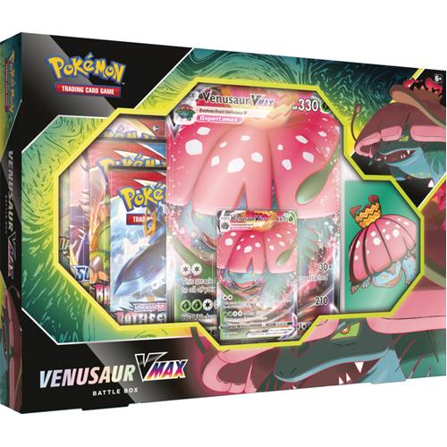 Pokemon TCG: VMAX Battle Box: Venusaur