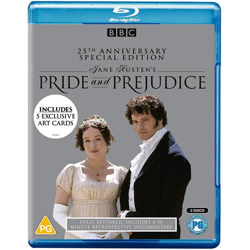 Pride And Prejudice - The Complete Mini Series - Blu-ray