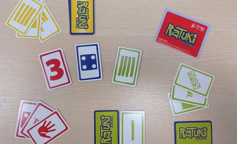 Ratuki cards