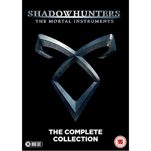 Shadowhunters Seasons 1 to 3 - The Complete Collection - Blu-ray