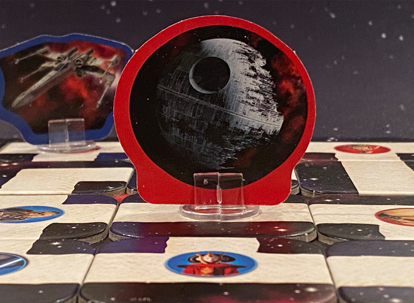 Star Wars Labyrinth death star