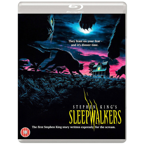 Stephen King - Sleepwalkers Limited Edition - Blu-ray
